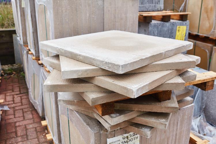 Concrete Paving Slabs & Edging
