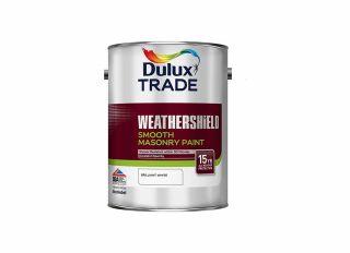 Dulux Trade Weathershield Smooth Masonry PBW 5L