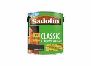 Sadolin Classic Dark Palisander 2.5L