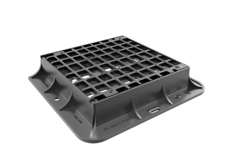 D400 Gully Grating Mesh Top 450x450x100 Ductile DGHT0D4/4545/KHP