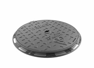 B125 MHCF 450mm Circular PPIC Ductile EN124 DMS1B2/45D