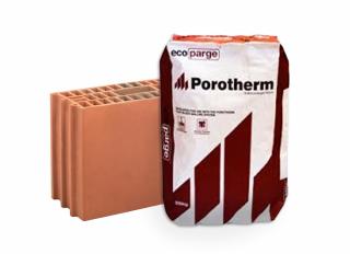 Porotherm Ecorend Eco-Parge 25kg