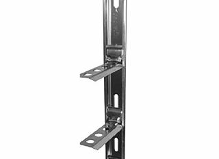 Expamet Angle Bracket Light Duty 60x40x60mm