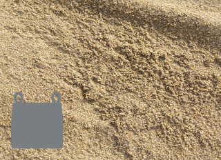 Fine Washed Plastering Sand Bulk Bag