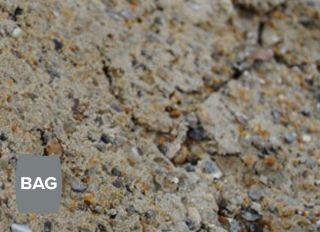 Coarse Sharp Washed Sand Mini Bag