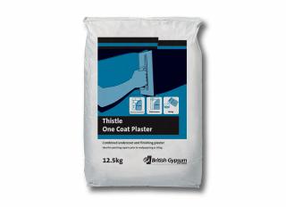 Artex Thistle Plaster One Coat (12.5kg Bag)