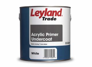 Leyland Acrylic Primer White 2.5L
