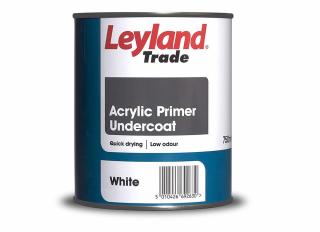 Leyland Acrylic Primer White 750ml