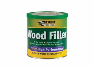 Everbuild Metolux Light 2 Part Wood Filler1.4kg