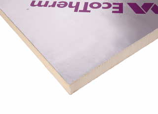 EcoTherm Eco-Cavity Partial-Fill 450x1200x50mm
