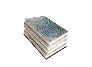 Thinsulex TLX Silver Multi-Foil Insulation Roll 1.2x10m