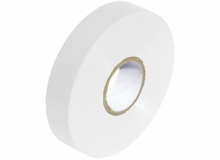 PVC Insulating Tape Coil White 19mmx33m JG004W
