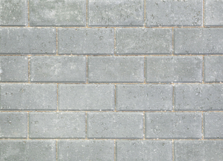 Stonemarket Pavedrive Block Paving Grey 200x100x50mm