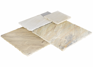 Global Stone Sandstone Project Pack Mint (16.89m2)