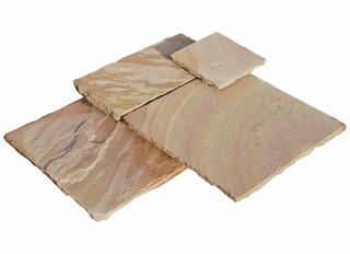 Global Stone Sandstone Project Pack Modak Rose (16.89m2)