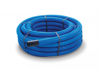 Polypipe 32100BU MDPE Pipe Coil Blue 32mmx100m