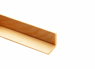 Burbidge Hardwood Angle 20X20mm 2.4m FB077