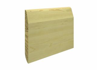 20x169mm (Nom 25x175mm) Redwood Skirting Ovolo/Chamfered FSC