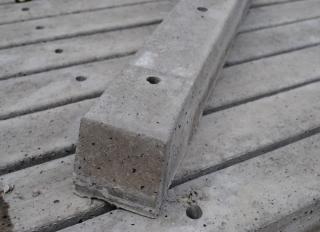 Concrete Post Repair Spur 75x75x1000mm