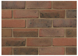 Ibstock Ashdown Cottage Mixture Stock Brick