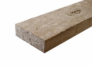 Prestressed Concrete Lintel Textured 215x65x600mm