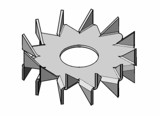 Expamet Timber Connector Galvanised Double Sided 50mm