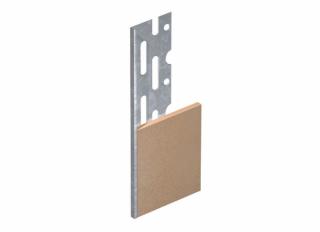 Expamet Galv Stop Bead Thin Coat (28mm Wing) 3mmx2.4m