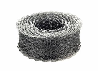 Expamet Galv Metal Lath Coil 225mmx20m