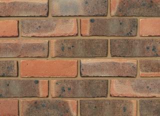 Ibstock Ashdown Bexhill Dark Brick