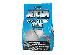 Everbuild Jetcem Rapid Cement 3kg