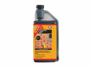 Sika Maxmix Liquid Cement Colour Black 1L