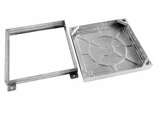 Wrekin MHCF 10T Galv Steel Block Paving 600x450mm