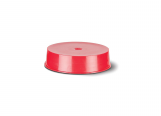Polypipe PC04 Temporary Pipe Cap Red 110mm