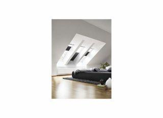 Velux Centre Pivot White Painted 114 x118cm GGL SK06 2070