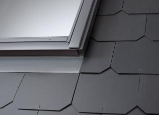 Velux Low Profile Tile Flashing 114x118cm 20-90deg EDL SK06 0000