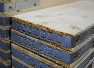 038x225mm Scaffold Board (Graded To BSI) 3.9m