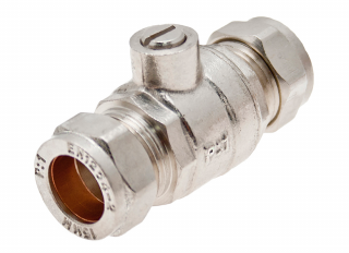15mm CP FULL BORE ISO VALVE