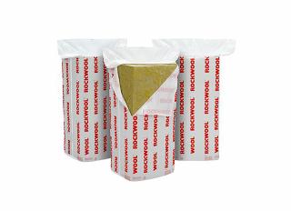 Rockwool RWA45 Insulation Slab 1200x600x100mm (2.88m2) (Pack 4)