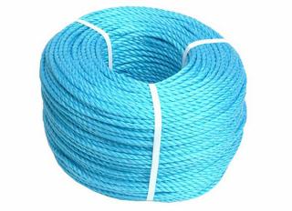 Faithfull Blue Poly Rope 6mmx30m