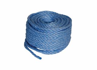 Faithfull Blue Poly Rope 6mmx220m