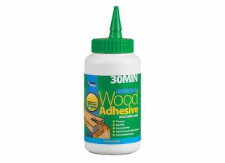 Everbuild Lumberjack 30 Minute PU Wood Adhesive 750g