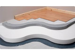 Polystyrene Flooring EPS70 2400x1200x75mm
