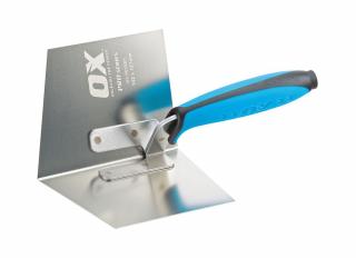 Ox Pro Dry Wall Internal Corner Trowel 102x127mm