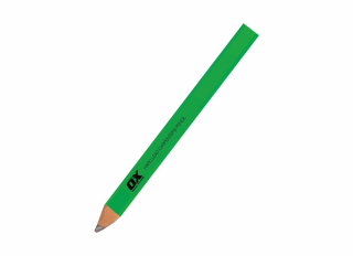 Ox Trade Hard Lead Carpenters Pencil (Pack 10)