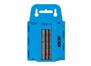 Ox Pro Pack Heavy Duty Knife Blades & Dispenser