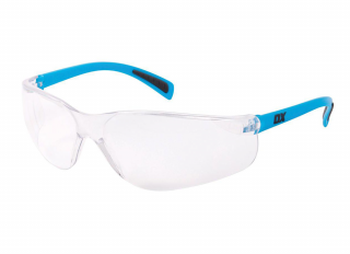 Ox Safety Glasses (Clear)