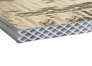 Actis Hybris Multifoil Insulation 1145x1200x90mm (5.49m2) (Pack 4)