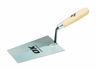 Ox Trade Bucket Trowel Wooden Handle 180mm (7in)
