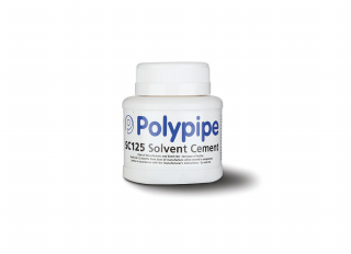 Polypipe SC125 Polypipe Solvent Cement 125ml