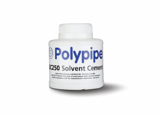 Polypipe SC250 Polypipe Solvent Cement 250ml (Pack 10)